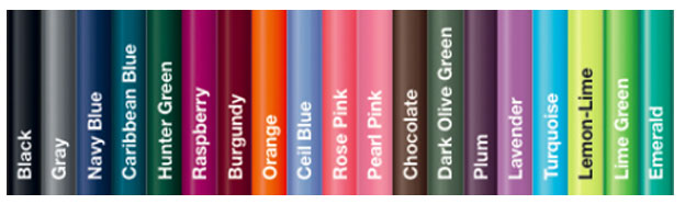 Littmann Στηθοσκόπια Διαθέσιμα Χρώματα Σωλήνα