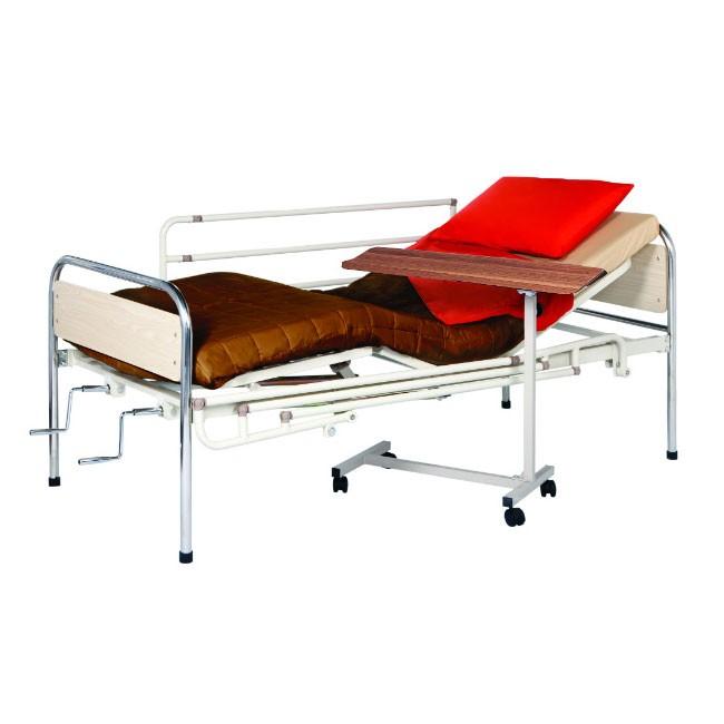 Χειροκίνητα μεταλλικά κρεβάτια σε οικονομική τιμή.