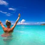 Γιατί πρέπει να κάνετε μπάνιο στη θάλασσα - Τα οφέλη του θαλασσινού νερού
