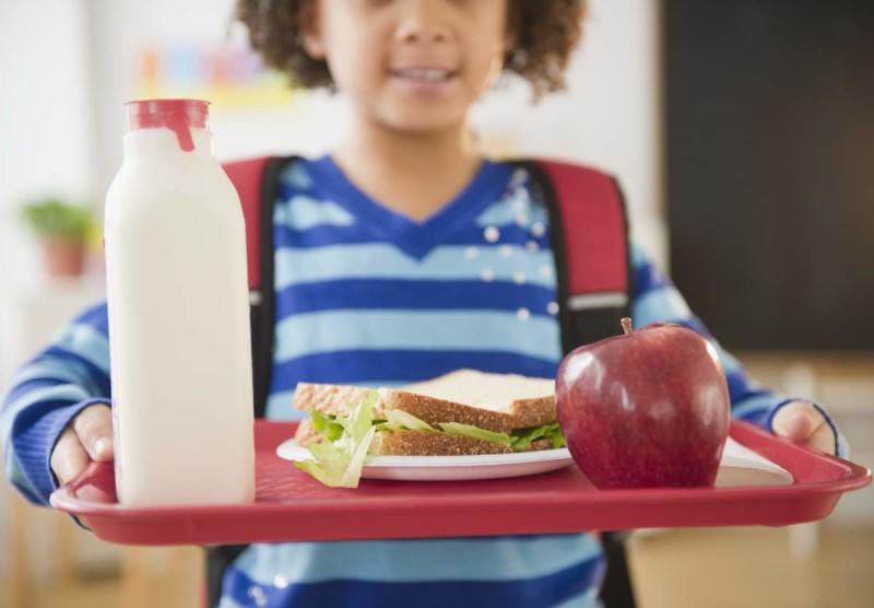 Πίσω στο σχολείο με σωστή διατροφή