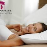 Μαξιλάρια με memory foam για ποιοτικό ύπνο. Ενημερωθείτε...