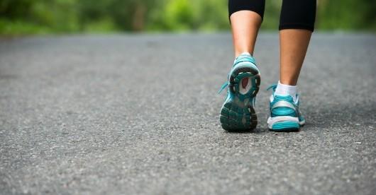 Περπάτημα και περιποίηση ποδιών